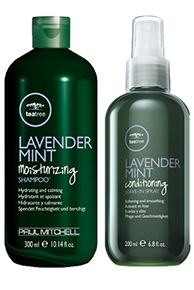 Paul Mitchell Tea Tree Lavender Mint šampon + neoplachující kondicionér